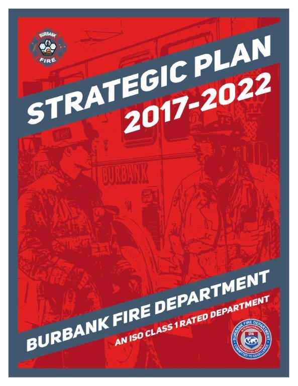 Burbank Fire Strategic Plan 2010-2015