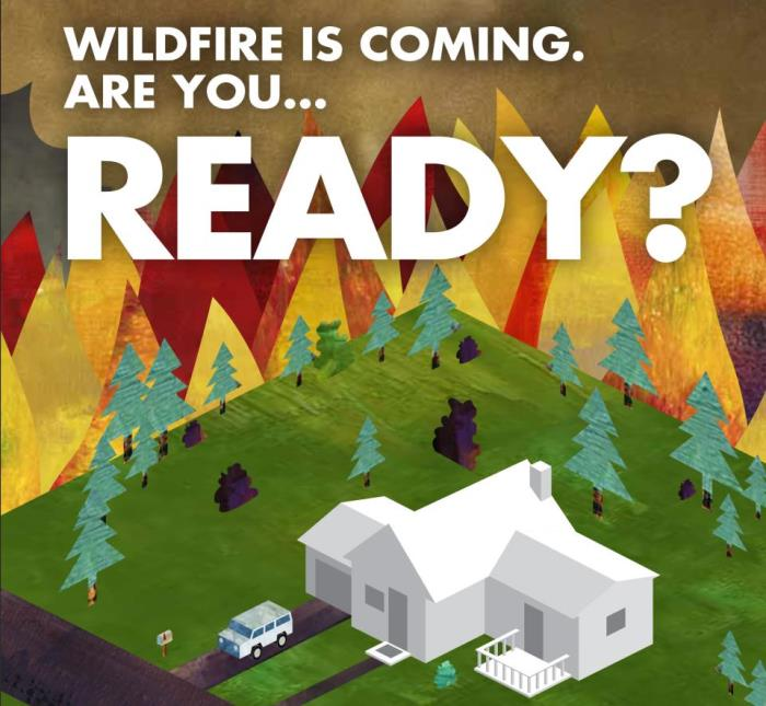 2017 Wildfire Safety cropped image