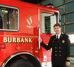 Fire Chief Tom Lenahan to Retire