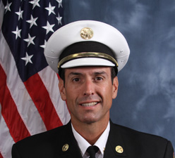 Eric Garcia Named New Burbank Fire Chief
