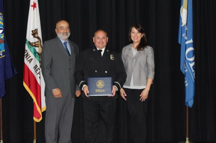 FEMA National Emergency Management Advanced Academy Graduation