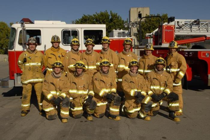 2007 Recruit Class & Instructors