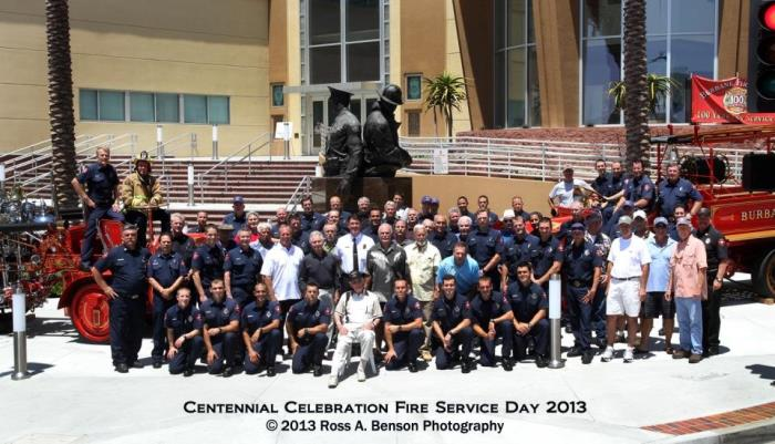 Fire Service Day 2013