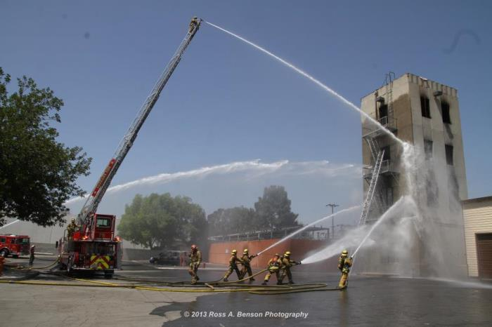 Training Tower Demonstration