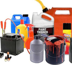 Household Hazardous Waste materials thumbnail