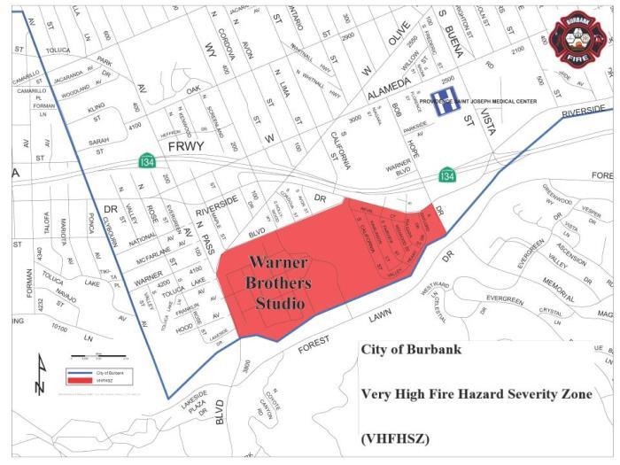 Fire Hazard Reduction Program (Brush Clearance) | Burbank Fire
