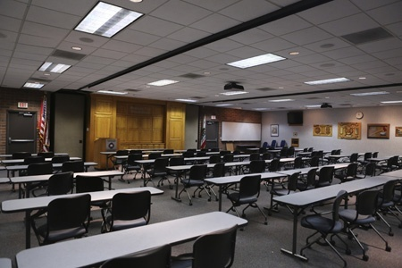 Training Center Classroom