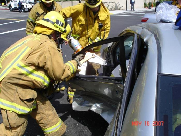 2007 Vehicle Extrication