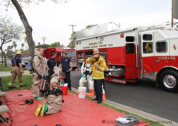 2011 HazMat Incident