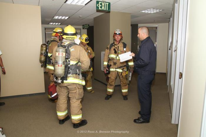 Training in a High-Rise Building (2)