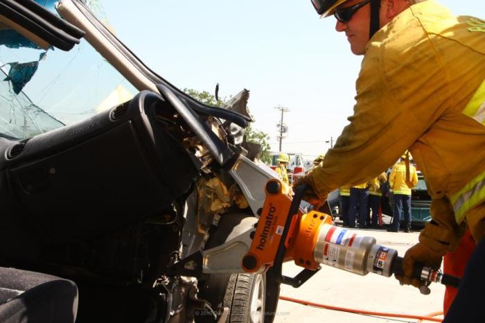 Vehicle Extrication Training (2)