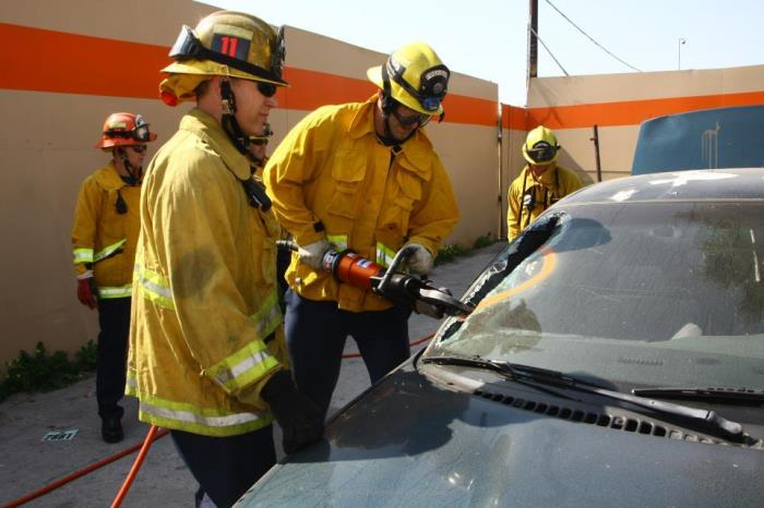 Vehicle Extrication Training (3)